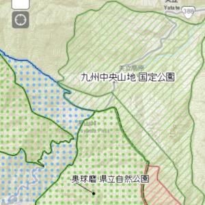 東臼杵郡椎葉村移動運用