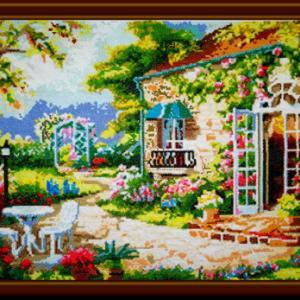 「花庭園」完成しました。