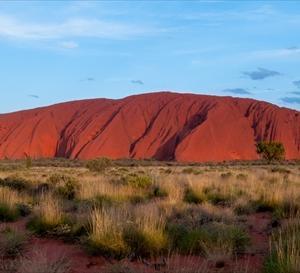 オーストラリアに行きます。