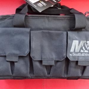 Smith&Wesson M&P ハンドガンレンジバック入荷