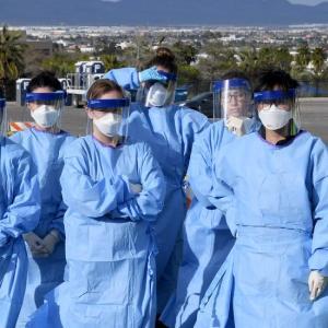 新型コロナによる医学部臨床実習遅延について