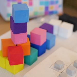 キュービックマムを深めたい!色彩心理学キュービック開講決定