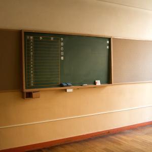 【先生へ】教室に入れない子には、廊下側の1番うしろの席を