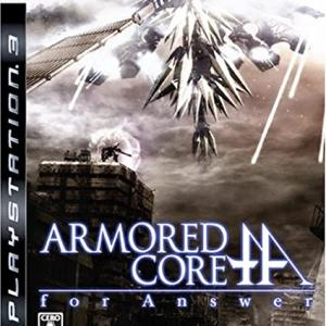 ARMORED CORE(アーマードコア)for Answer