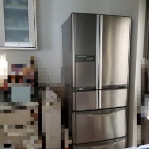 冷蔵庫を新調!!!