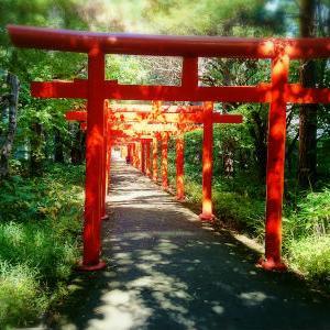 旭山記念公園 ・ 札幌伏見稲荷神社