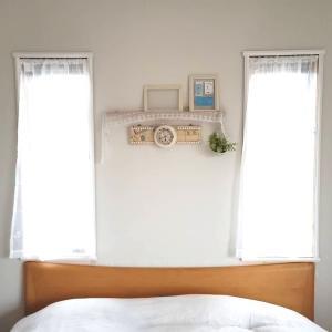 わが家の寝室before-after