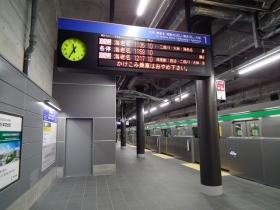 羽沢横浜国大駅(神奈川県)