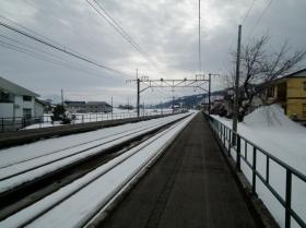 八色駅(新潟県)