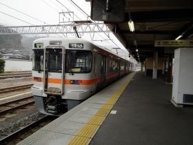 木曽福島駅(長野県)