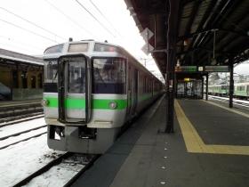 小樽駅(北海道)