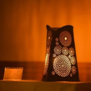 陶の村 灯りアート★開催しました