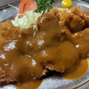 十三のとんかつ・洋食「大富士」