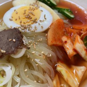 平壌冷麺食道園@蒲田