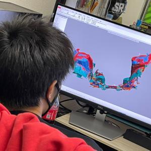 【開発】CADデータ化