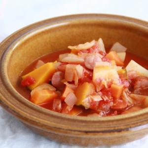 気温が下がってきたらスープの季節
