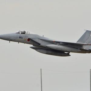 F15イーグル 機動展示飛行 ~築城基地航空祭・2019~