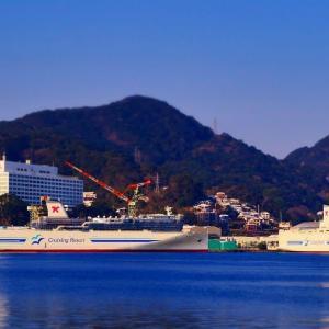 長崎で建造中! 2隻の大型カーフェリー ~はまゆう&それいゆ~