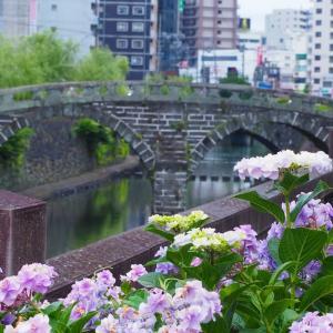 長崎は雨・6/12 ~2度目の梅雨入りへ~