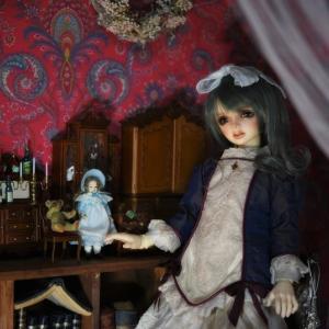みしぇことセシル 夜半のお茶会 Ghosts in my room 27