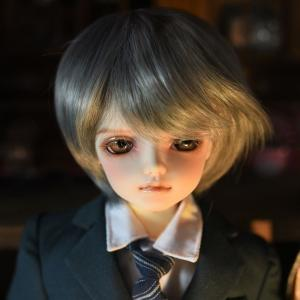 † DOLL PROFILE † Wednesday's Child Limited Arcas - Alice (ver. boy)