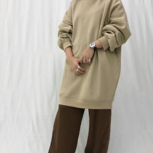 冬の部屋着をとことんこだわる!!購入した服はコレ。