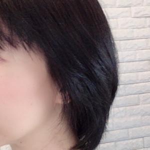 贅沢な髪の悩み。