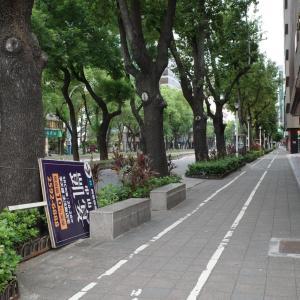 台北をウロウロ、早朝散歩