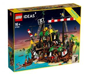 LEGO 新製品発売情報 2020年4月