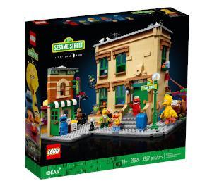 LEGO 新製品発売情報 2020年11月
