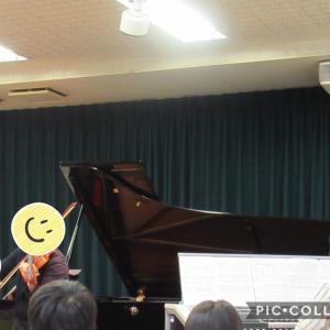 ピアノ発表会とお祭りと、。