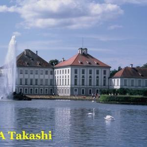 ミュンヘンのニンフェンブルク城訪問