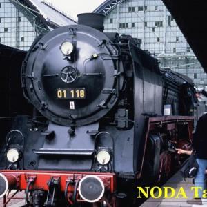 蒸気機関車ゼロイチ牽引のライン河花火見物列車(1)