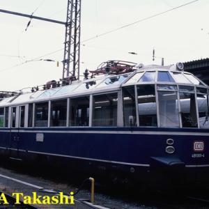 ザルツブルクで見かけた『ガラス電車』