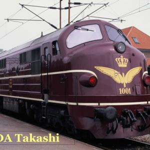 デンマークのディーゼル機関車