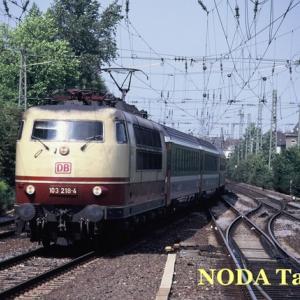 国際列車ECレンブラント号