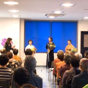 馬場精子朗読教室  グループ「游 発表会 Vol.3」お越しくださいましてありがとうございます!