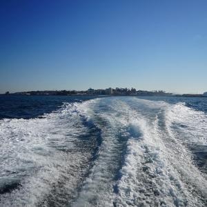 父と海へ出かけた日