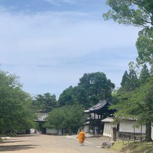 静寂の中に響く声〜京都・醍醐寺〜