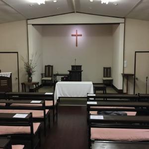 愛知東地区交換講壇礼拝