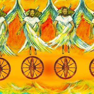 エゼキエル書1章にあらわれている神の栄光