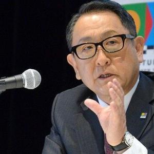 豊田章男(52)「最年少でトヨタの社長になったぞ!」→リーマンショック到来