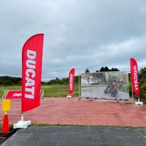 Ducati Road Experience バイカーズパラダイス 参加してきました❗️