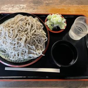 京橋 恵み屋 その三百七十四 〜北海道雨竜産新蕎麦登場2021〜