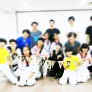 テコンドーの所属先は 日本UTCテコンドー協会