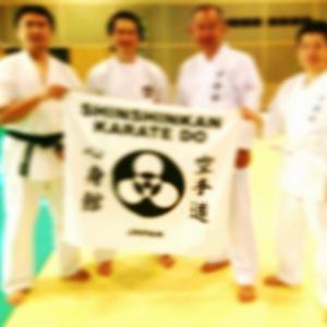 沖縄空手&古武道で ひとり型トレーニング