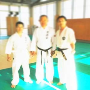 OKINAWA Karate for health and mindfulness
