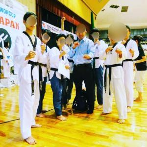 テコンドー 生涯スポーツ 運動 体操 名古屋