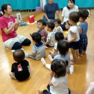 室内で活動できるところがあってうれしい! 香港リトピュア加盟教室〜乳幼児教育