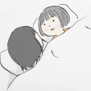 4歳の寝かしつけ 小2の寝かしつけ